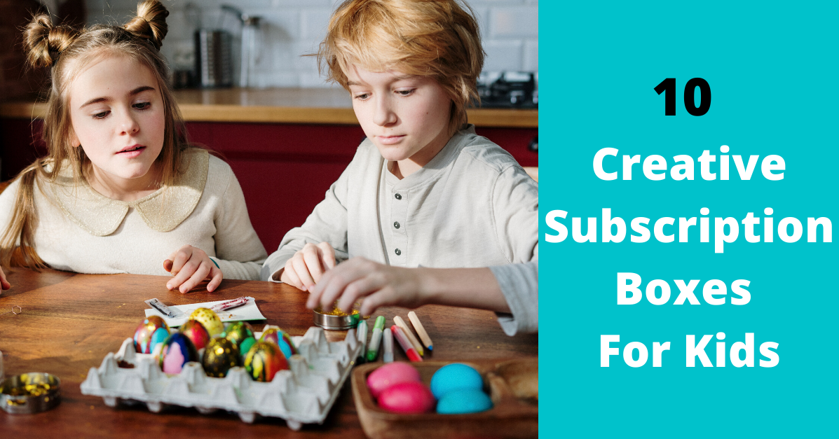 Creative Subscription Boxes For Kids
