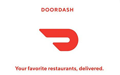 A Gift Card From DoorDash