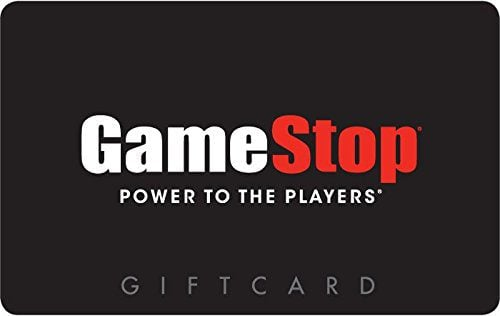 Gamestop e-gift Card