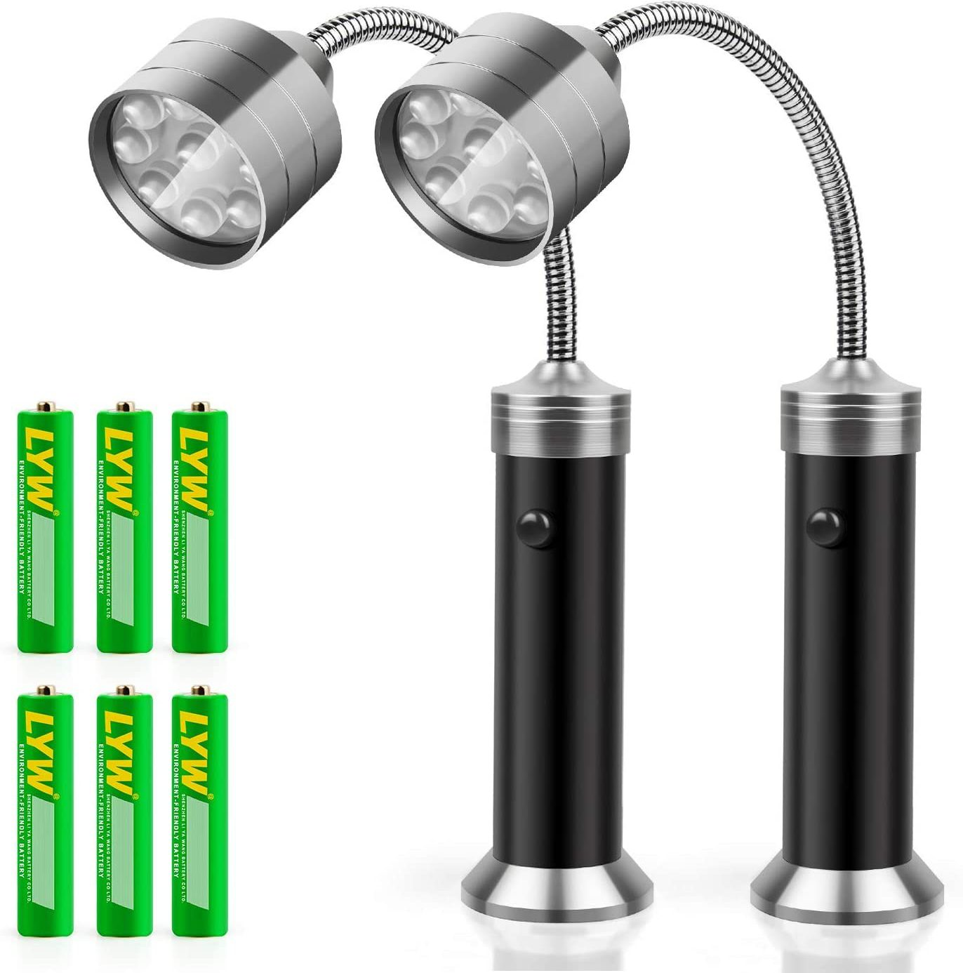 Magnetic Grill Lights