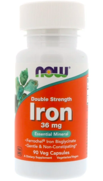 Iron Double-Strength Tablets