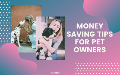 8 Money Saving Tips For Pet Owners