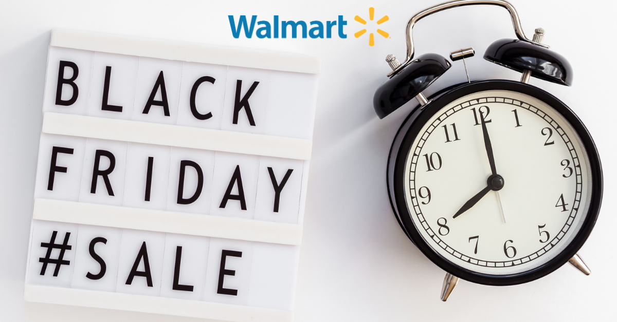 Black Friday Walmart Deals