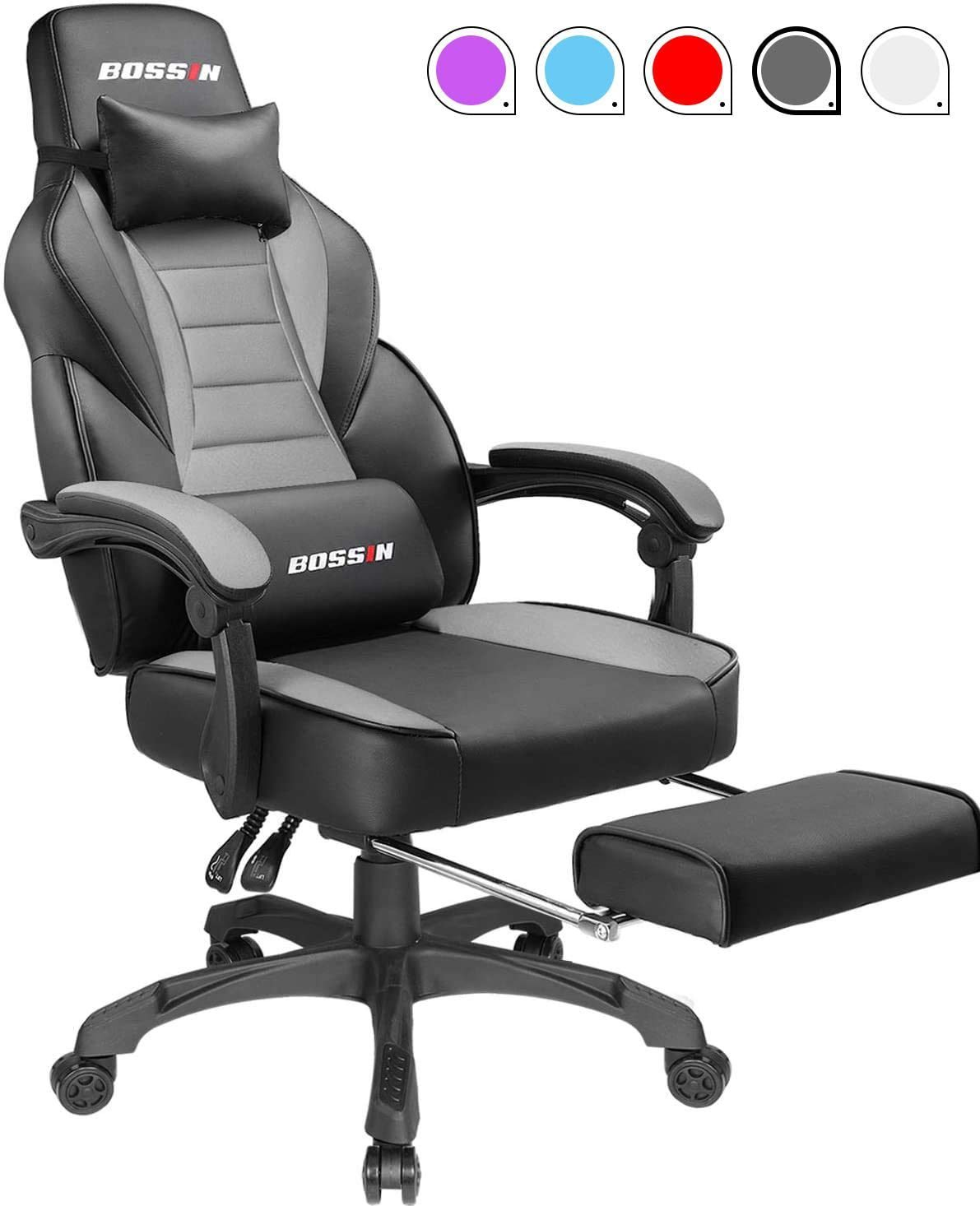 Ergonomic High-Back Chair