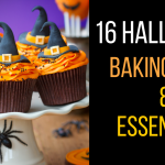 16 Halloween Baking Ideas & Essentials To Make Spooky Dinner Under $100