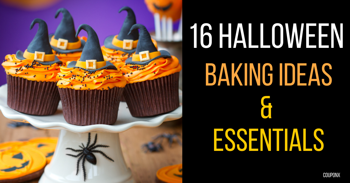 Halloween Baking Ideas & Essentials