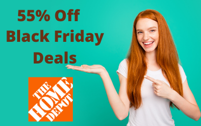 The Home Depot Black Friday Deals
