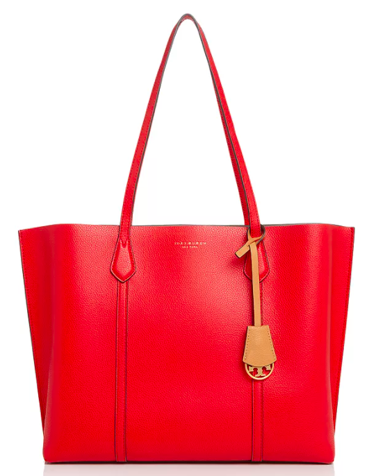 Perry Leather Tote