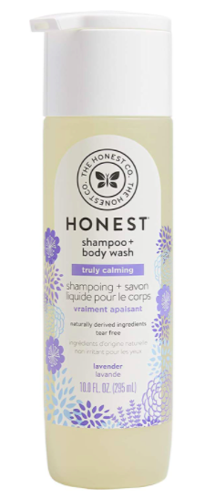Lavender Shampoo + Body Wash