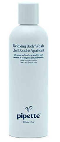 Pipette Relaxing Body Wash