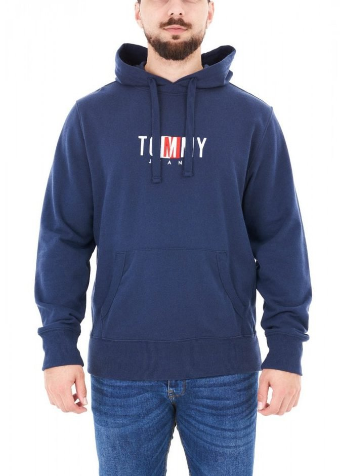 Tommy Mens Timeless Hoodie